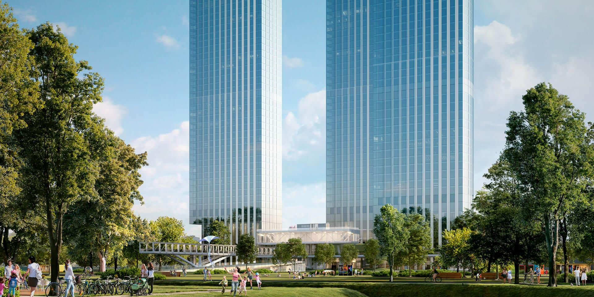 ЖК «Capital Towers (Кэпитал Тауэрс)»